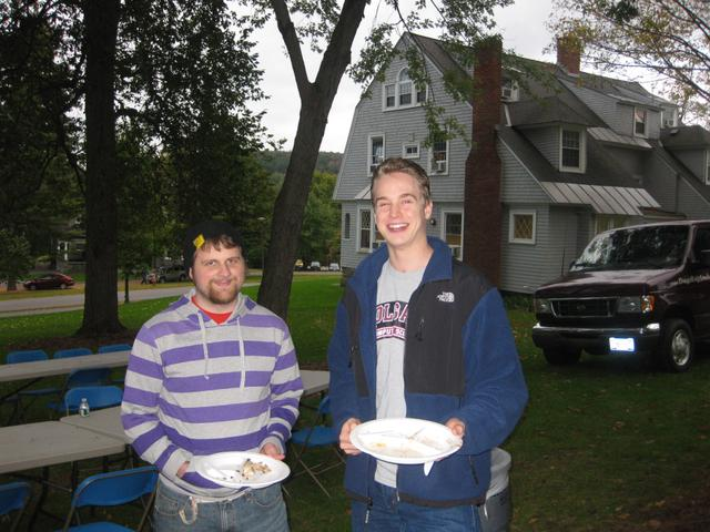 Annual Fall BBQ, version 2011