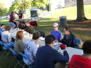 Annual Fall Barbeque, 2012