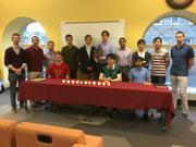 Students inducted into UPE honor society
